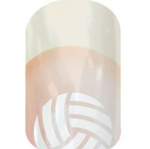 Jamberry A573 - Serve It Up Nail Wraps